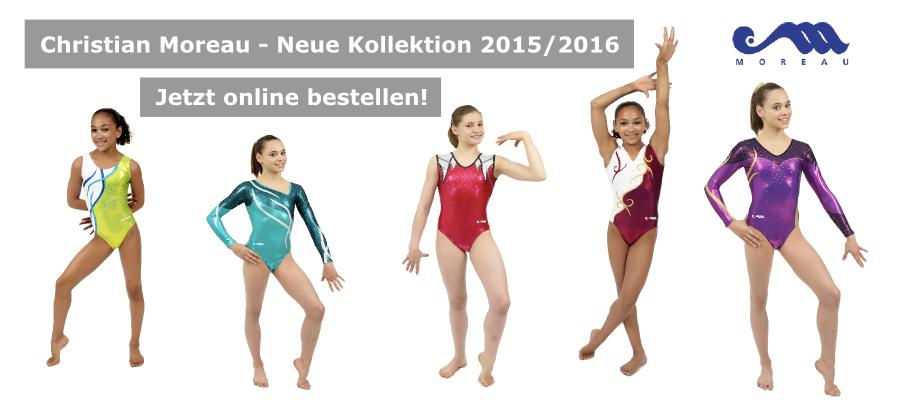 Moreau Kollektion 2015/2016
