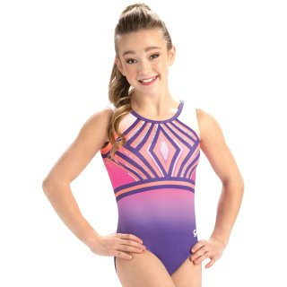 Ärmelloser Dreamlight Turnanzug DL 10510 - Composite Tribute Tank Leotard