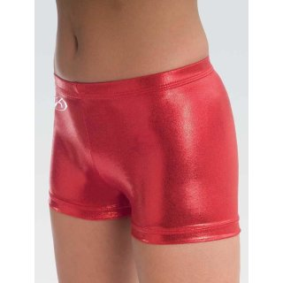 GK CB508 Hotpant Hipster Short Mystique/Folienstoff F: red mystique *TOP*