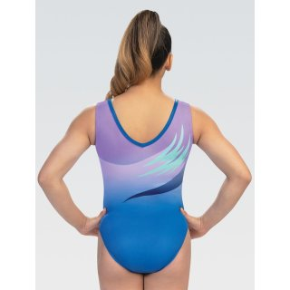 Ärmelloser Dreamlight Turnanzug DL 10520 - Magical Sweep Tank Leotard *TOP*