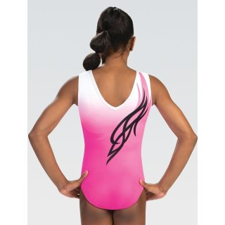 Ärmelloser Dreamlight Turnanzug DL 10528 - Intertwined Sparkle Tank Leotard *TOP*