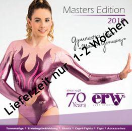 Turnanzüge ERVY Masters Edition 2019