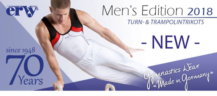 ERVY Men's Edition 2018 - Download now