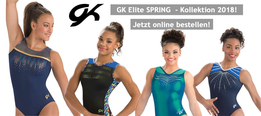 GK Elite Spring Kollektion 2018