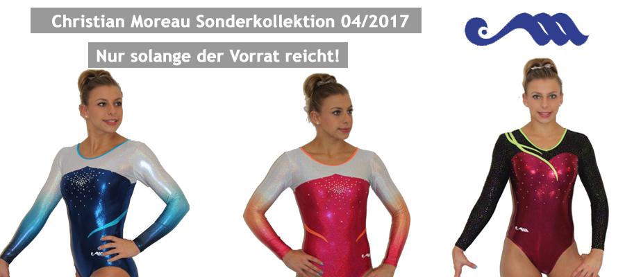 Die neue Moreau Sonderkollektion  04/2017!